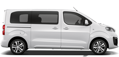 Peugeot Expert Traveller 9pax Aut.